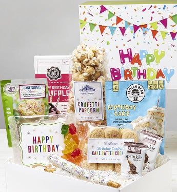 Birthday Sweets Box