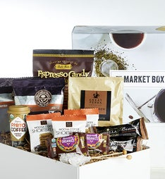Wake Up and Smell the Coffee Market Box