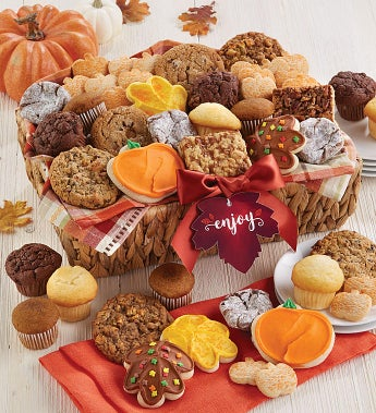 Cheryl's Fall Bakery Basket