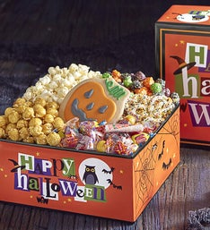 The Popcorn Factory Happy Halloween Sampler