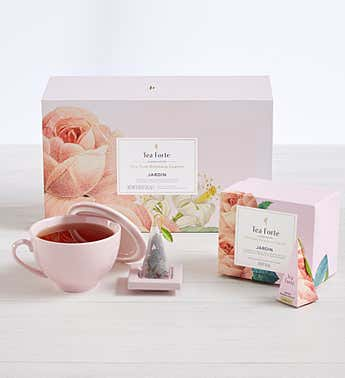 Tea Forte® NY Botanical Garden Jardin Gift Box Set