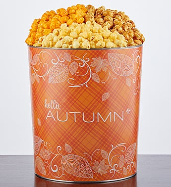 The Popcorn Factory® It's Fall Y'all 3-Flavor Tin