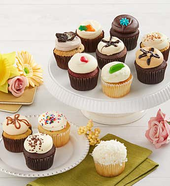 Georgetown Cupcake® Best Seller Assortment 12 ct.
