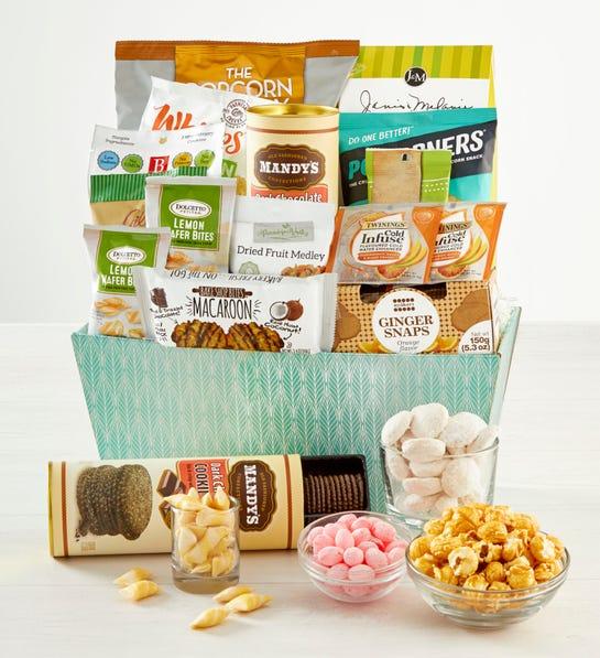 Summertime Snacks Gift Basket
