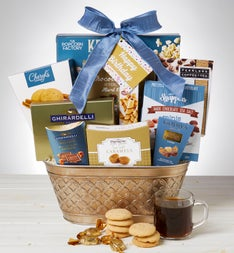 Gourmet Chocolates Same Day Delivery 3523 Source Birthday Gift Baskets Happy Gifts 1800Baskets Com