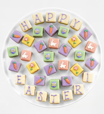 Happy Easter Petits Fours