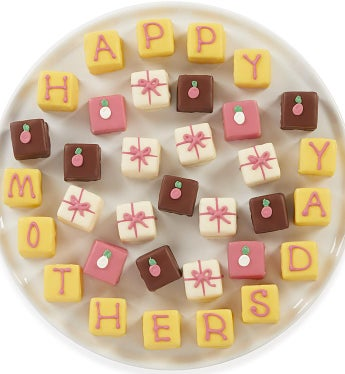 Happy Mother's Day Petits Fours