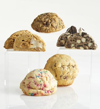 Dana's Bakery 5 Flavor Artisan Cookie Assortment Assortment, 5Pc - Gift Basket Delivery