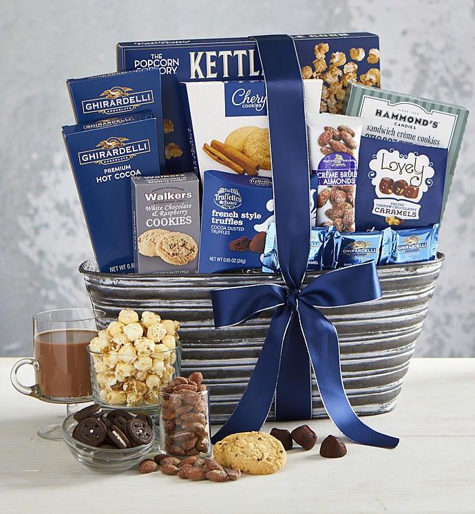 Distinctive Delights Gift Basket