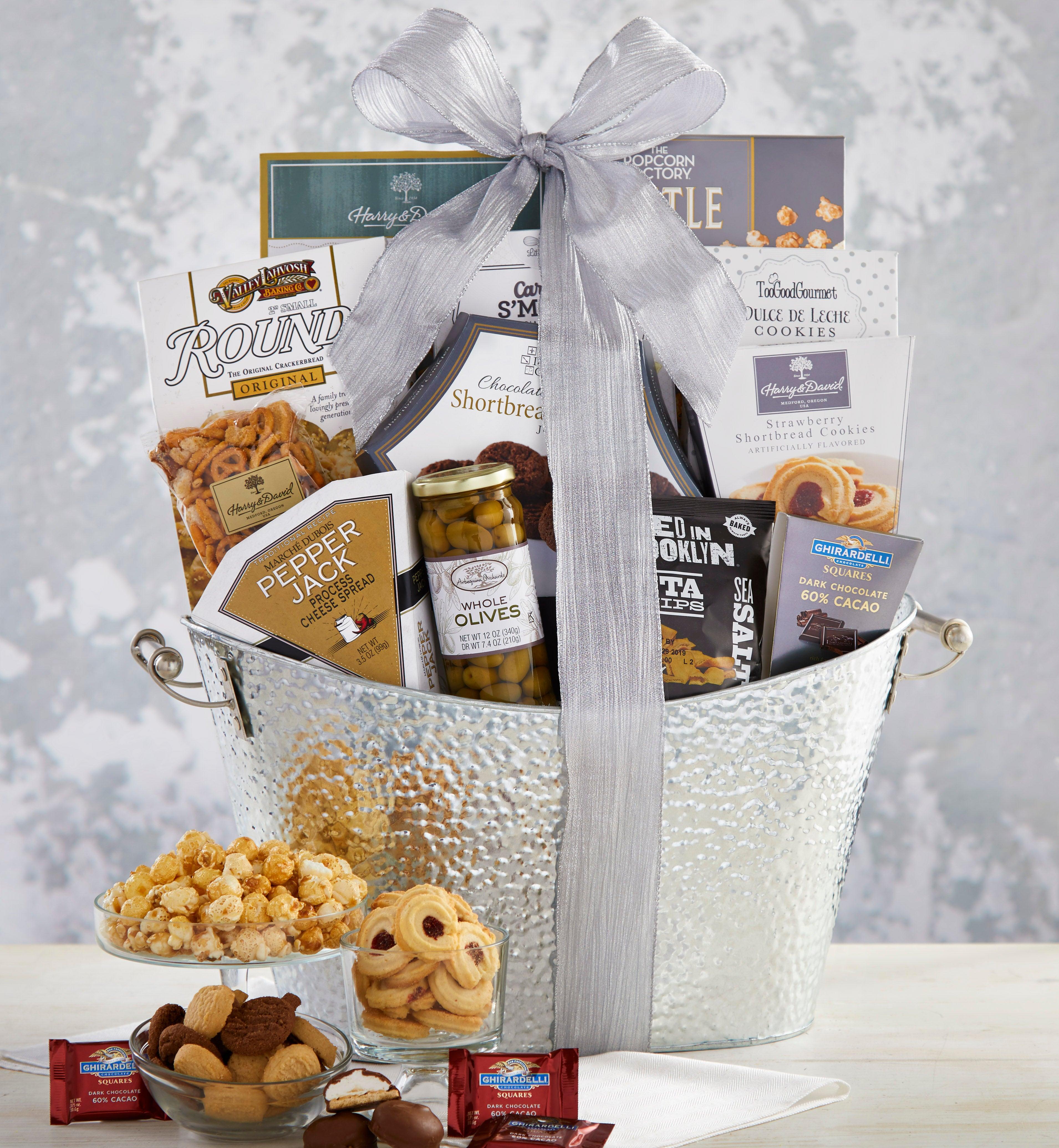 Regal Opulence Gourmet Gift Basket