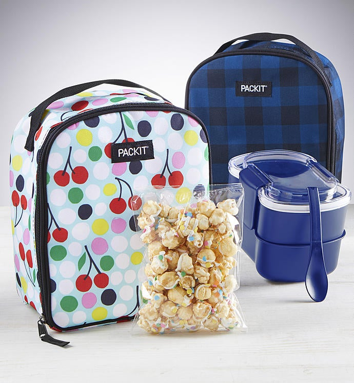 Freezable Backpack  Bento Box with Monster Pack