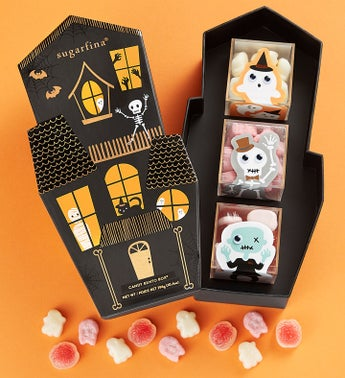 Sugarfina Haunted Mansion Candy Bento Box