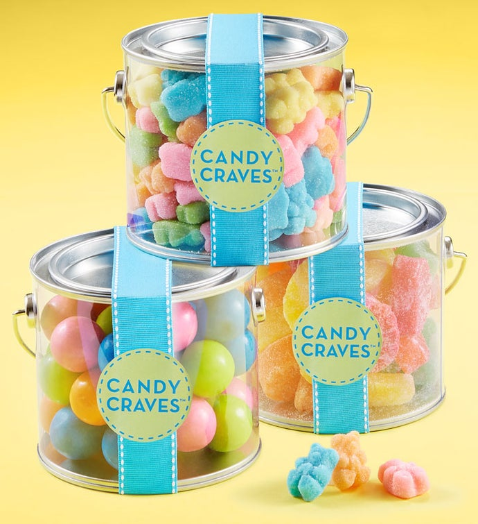 Candy Craves™ All Time Favorites, set of 3