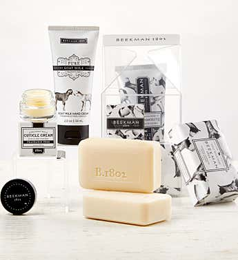 Beekman 1802™ Milk Carton Spa Set