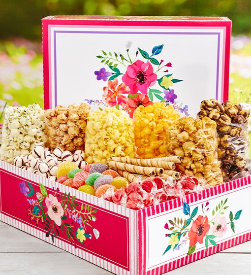 The Popcorn Factory® Colors of Spring Grand Sampler