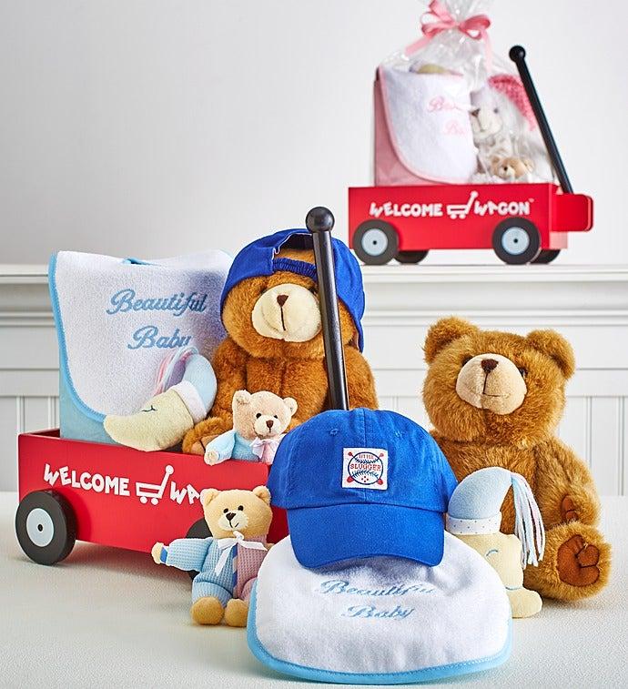 Hello Baby! Welcome Wagon-Boy Or Girl - Boy-Hello Baby! welcome Wagon