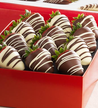 Berrylicious Chocolate Covered Strawberries 12Ct