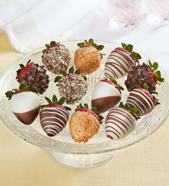 Berrylicious Deluxe Dipped Strawberries
