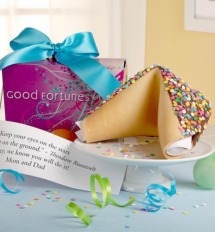 Giant Confetti Fortune Cookie