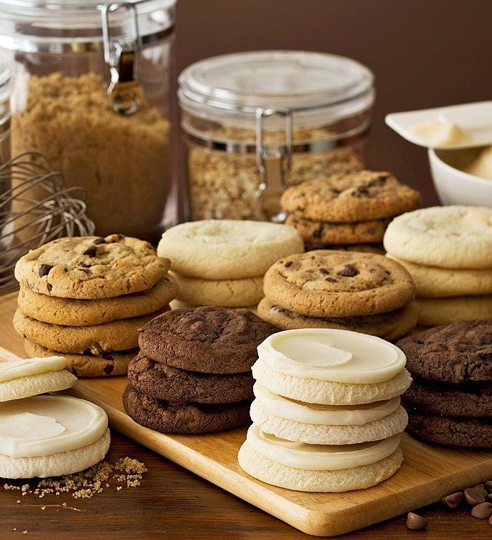 Cheryl's Classic Cookie Assortment - 1800Baskets.com Cheryl S Cookies