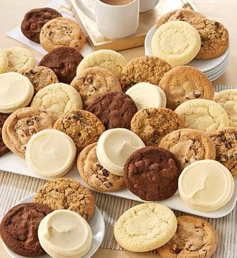 Cheryl's Classic Cookie Assortment 24 Ct. - Gift Basket Delivery