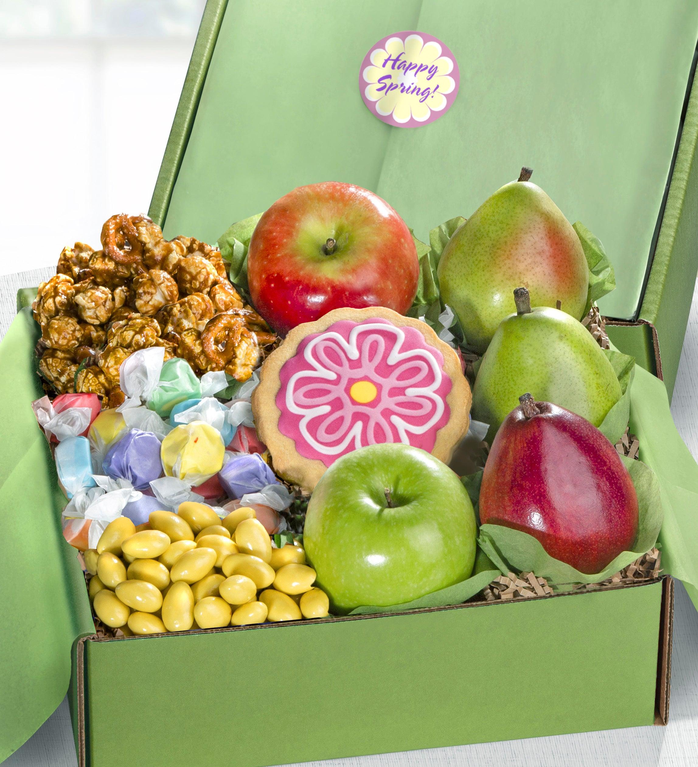 Spring Fruit & Treats Box - Spring Fruit & Treats Box