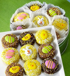 Happy Easter Belgian Chocolate Covered Oreo® Tin