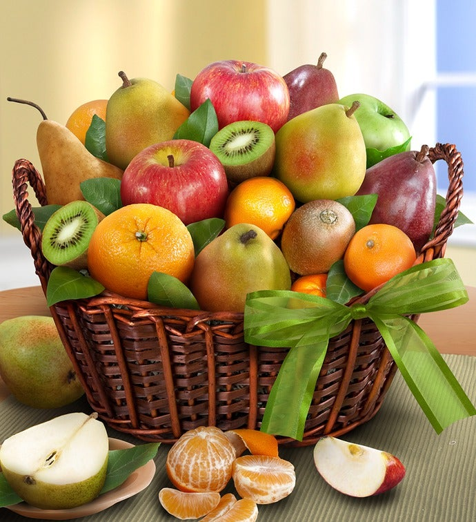 Orchard fruit gift basket premier orchard fruit gift basket negle Choice Image