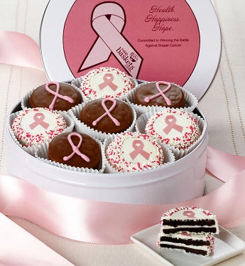 Perfect Pink Chocolate Covered Oreo® Tin