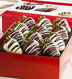 Decadent Chocolate Strawberries