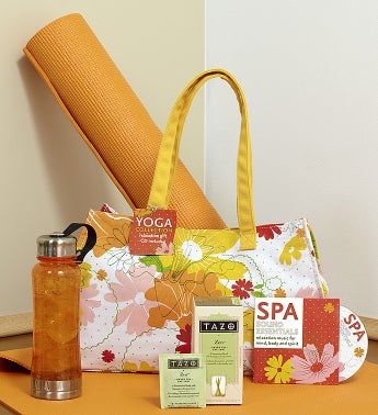 Tazo® Green Tea Spa Yoga Gift Set