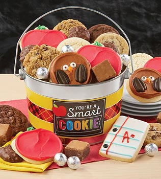 Cheryl's One Smart Cookie Treats Pail