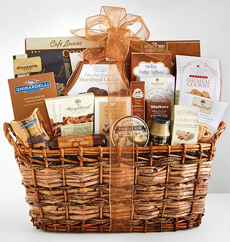 Gift baskets and gourmet food 1800baskets gift basket 13999 negle Images