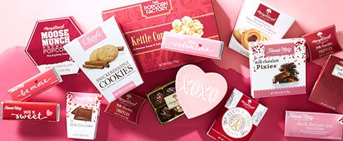 Send valentines day gift baskets 1800baskets valentine gift baskets negle Image collections