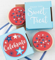 Celebrate Cookie Card