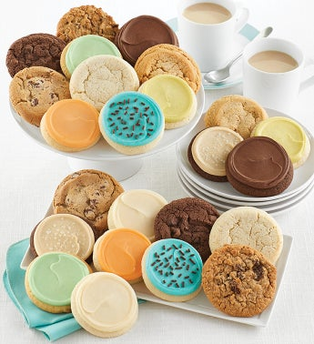Cheryls Assorted Cookie Box