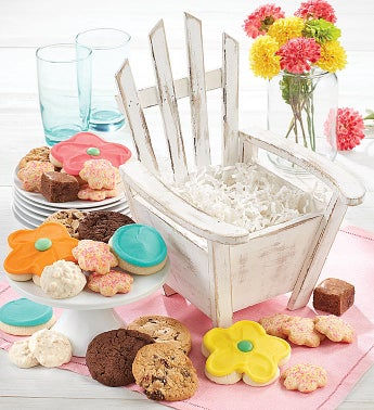 Adirondack Chair Treats Gift