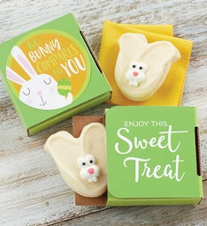 No Bunny Compares Cookie Card