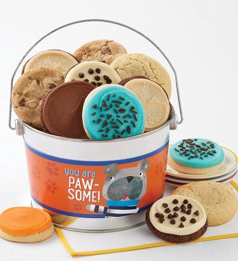 You Are Pawsome Cookie Pail