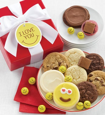 I Love You Treats Gift Box