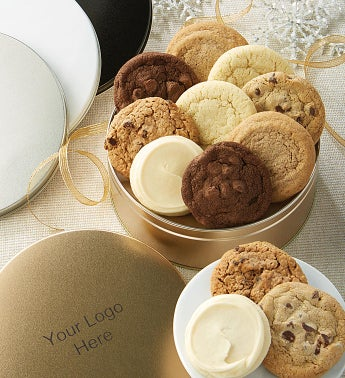 Gift Tins - 12 Cookies