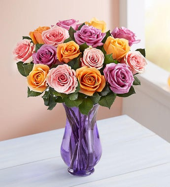 Mothers Day Sorbet Roses 18-36 Stems