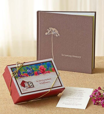 Remembrance Seed Kit with Book