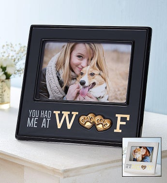 Furry Friends Keepsake Frame