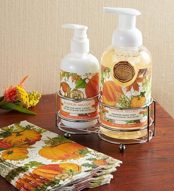 Michel Design Works® Pumpkin Melody Spa Set