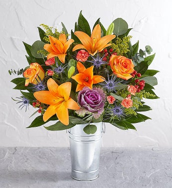 Wild Beauty Autumn Delight Bouquet