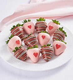 Valentine Wishes™ Dipped Strawberries