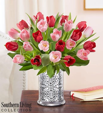 Tulips for Your Valentine by Southern Living