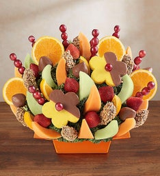 Abundant Fruit  Chocolate Tray