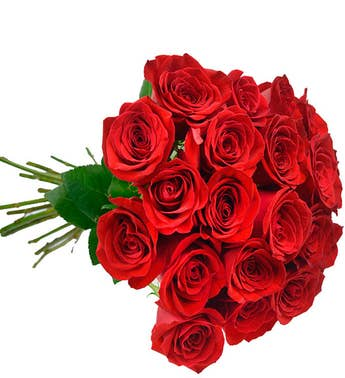 20 Colombian Red Roses